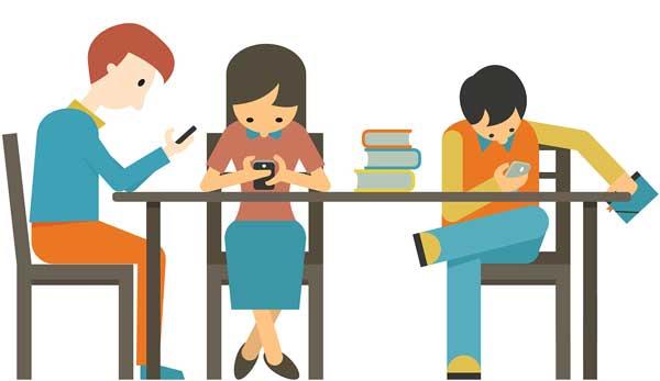 آموزش زبان انگلیسی با شبکه های اجتماعی