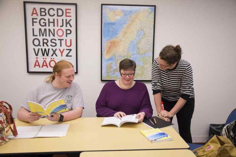 هزینه تدریس خصوصی زبان سوئدی