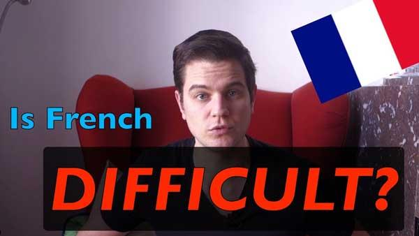 آیا یادگیری زبان فرانسوی سخت است