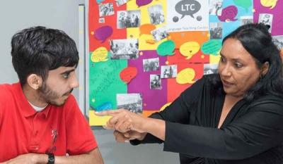 تدریس خصوصی زبان انگلیسی مهاجرت
