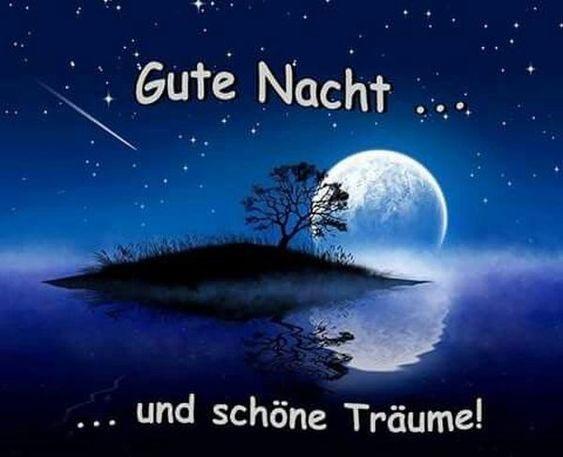 7 روش برای گفتن شب بخیر به زبان آلمانی